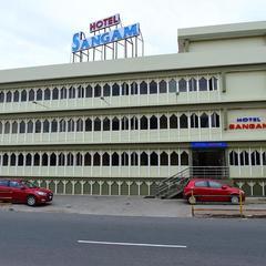 Hotel Sangam in Kanyakumari