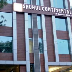 Hotel Shuhul Continental in New Delhi