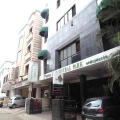Hotel Srm Central Park in Chennai