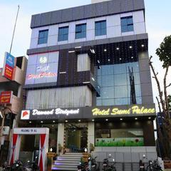 Hotel Sumi Palace in Thanjavur
