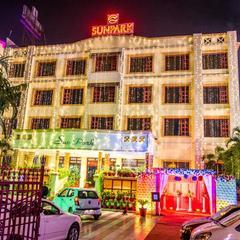 Hotel Sun Park in Chandigarh