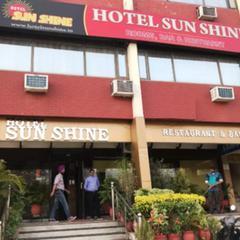 Hotel Sunshine in Chandigarh