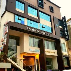 Hotel Swathi in Hampi