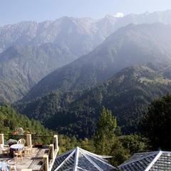 Hotel Udechee Huts in Dharamsala
