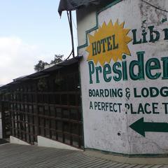 Hotel Library Presidency in Mussoorie