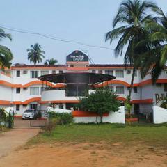 Incredible English (Former Silken Sands) in Goa