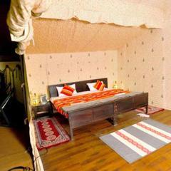 Huts & Rooms At Kumbh Mela 2019 in Prayagraj