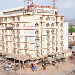 Iroomz Hotel Shanbhag International in Hospet