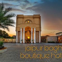 Jaipur Bagh Boutique Hotel By Saagasa in Jaipur