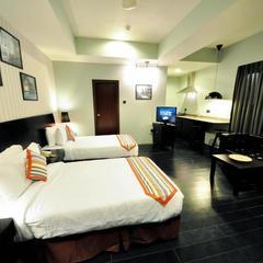 JK Rooms 115 The Travotel Suites in Nagpur