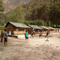 Kabila Camps in Kasol
