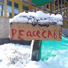 Kalga Peace Cafe in Manikaran