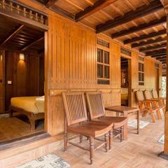 Kalppavanam Heritage Resort in Thekkady