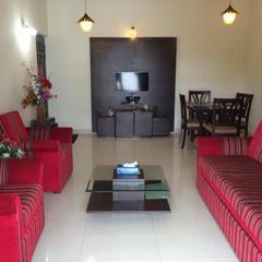 Kevlin Beach Apartment in Candolim