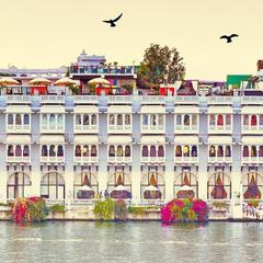 Lake Pichola Hotel in Udaipur