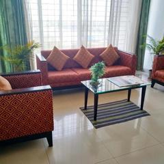 Live Innovative Serviced Apartments in Navi Mumbai