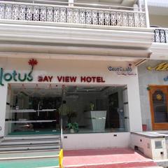 Lotus Bay View Hotel in Pondicherry