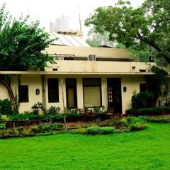Lutyens Bungalow in New Delhi