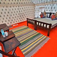 Luxury Cottage Accommodation In Kumbh Mela 2019 in Naini