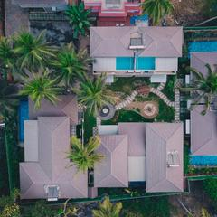 Luxury Pool Villa 500m From The Sea in Calangute