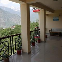 Malis Apple Lodge in Kullu