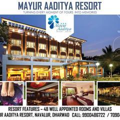Mayur Aaditya Resort in Dharwad