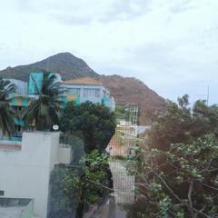 Mountain Breeze in Tiruvannamalai