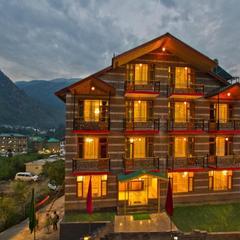 Mountain Green Villa By Hello Hotels in Manali