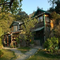 Mountain Quail Lodge And Tented Camp in Nainital