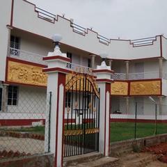 Muktadhara Guest House in Shanti Niketan
