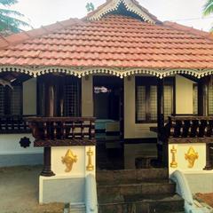 Nalukettu in Kovalam