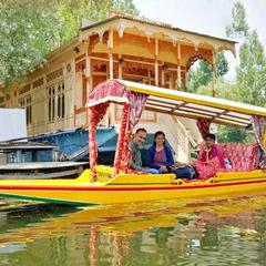 New Bul Bul Group Of Houseboats in Srinagar