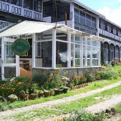 Old Bellevue On The Ridge in Darjeeling