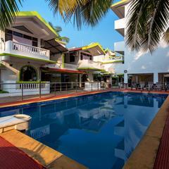 OYO 10011 Hotel Goa Blossom in Candolim