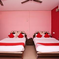OYO 13624 Kapoors Plaza Guest House Deluxe in Bhubaneswar