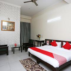 OYO 14100 Hotel D Meridien Deluxe in Manesar