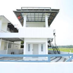 Nature View 2bhk Villa In Aluva Kalamassery, Kochi in Angamaly
