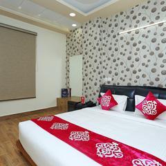 Capital O 16639 Hotel Shri Pushpraj Deluxe in Kanpur