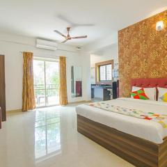 Cosy Studio Home On Calangute, Goa in Saligao