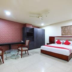 OYO 22737 Chandra Grand Hotel Deluxe in Hyderabad