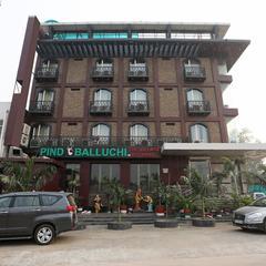 OYO 23673 Hotel Jodhaa The Great in Agra