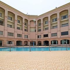 OYO 5214 Ark Hotel in Rudrapur