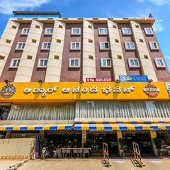 OYO 579 Hotel Aab in Bengaluru