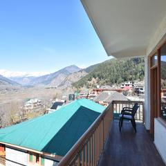 Oyo 5979 Country Cottage Manali in Kullu