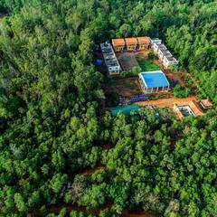OYO Home 13226 Forest Retreat 1bhk in Pondicherry
