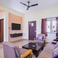 Oyo Home 18509 Pool View 4bhk in Nuvem