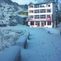 Pangot Himalayan View in Nainital