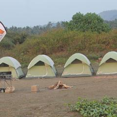Paradise Beach Camping By Getsetcamp in Alibag