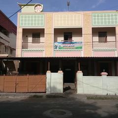 Peraman Towers in Tiruchirappalli