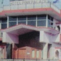 Hotel Pink Palace in Sawai Madhopur